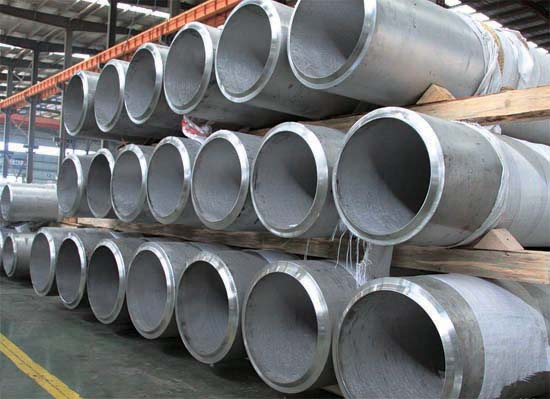 high-pressure stainless steel pipe