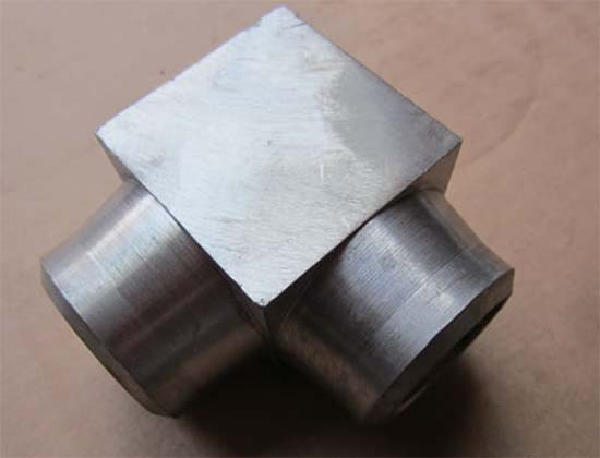 weld Forged elbow